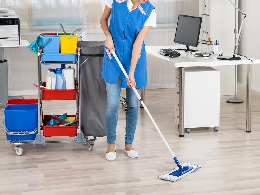Temizlik personel tedariği